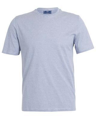 T-shirt finement rayé en jersey Gary FEDELI