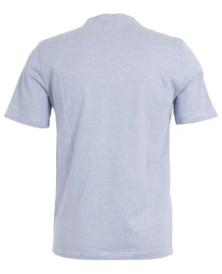 Gary finely striped jersey T-shirt FEDELI