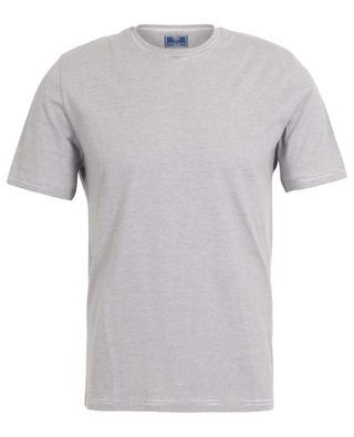 Fein gestreiftes Jersey-T-Shirt Gary FEDELI
