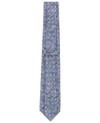 Krawatte aus Seide mit Print Martin EX ROSI COLLECTION