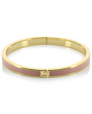 Geschlossener emaillierter Armreif Bangle Rose Poudre BANGLE UP