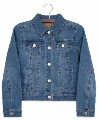 Trucker Nirvana jeans jacket LEVI'S KIDS