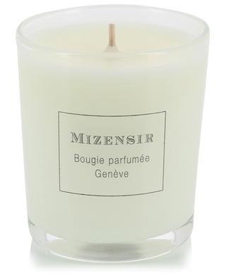 Noël à la Montagne mini scented candle MIZENSIR