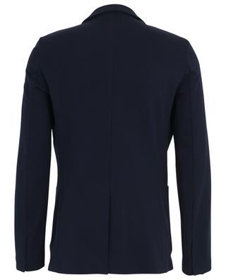 Blazer en jersey à boutonnière simple PAOLO PECORA