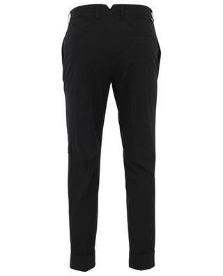 Lightweight cotton stretch trousers PAOLO PECORA