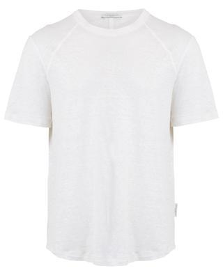 T-shirt en lin PAOLO PECORA