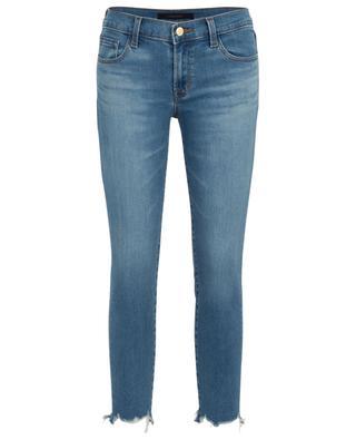 Verkürzte Skinny-Fit-Jeans Eco Wash Spiritual Destruct J BRAND