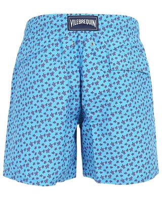 Micro Ronde Des Tortues printed swim shorts VILEBREQUIN