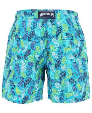 Ocean Paisley printed swim shorts VILEBREQUIN