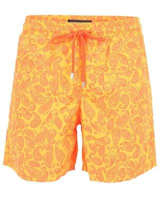 Ocean Paisley print swim shorts VILEBREQUIN