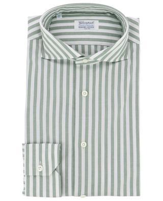 Gestreiftes Hemd aus Baumwolle GIAMPAOLO