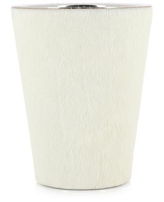 Jungle Safari - White Owl - Max 24 scented candle BAOBAB