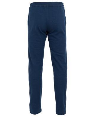 Lined jersey track trousers LUIGI BORRELLI