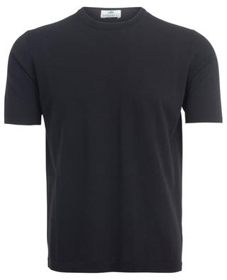 Kurzarm-T-Shirt aus Baumwolle LUIGI BORRELLI