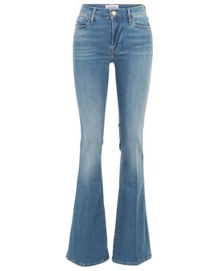 Ausgewaschene Bootcut-Jeans Le High Flare FRAME