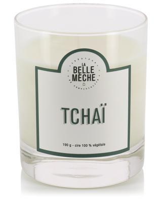 Tchaï scented candle LA BELLE MECHE