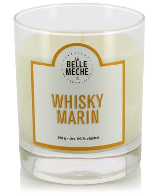 Bougie parfumée Whisky Marin LA BELLE MECHE