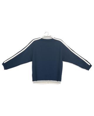 Sweat-shirt zippé GG Stripe GUCCI