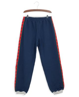 Pantalon de jogging en coton GG GUCCI