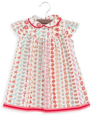 Geblümtes Kleid aus Baumwolle GUCCI