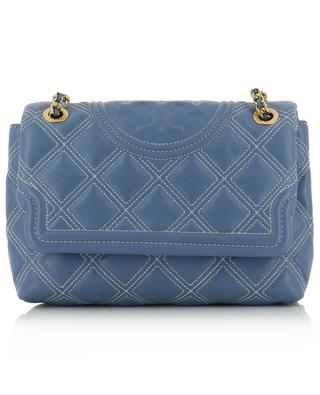 Fleming quilted leather shoulder bag TORY BURCH