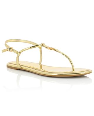 Emmy gold sandals TORY BURCH