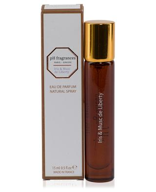 Eau de Parfum Iris & Musc de Liberty - 15 ml PH FRAGRANCES