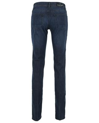 Tokyo cotton, lyocell and silk slim fit jeans RICHARD J. BROWN