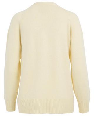V-neck wool and cashmere blend jumper VINCE