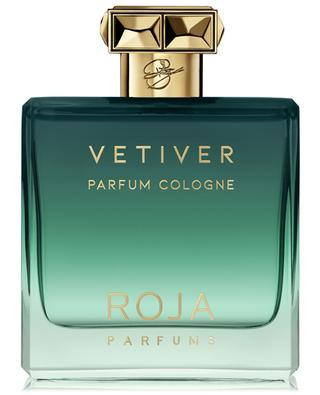 Vetiver Cologne perfume for men - 100 ml ROJA PARFUMS