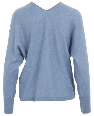 Cashmere and linen blend V-neck jumper VINCE