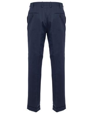 Slim-Fit-Hose aus Baumwoll- und Kaschmirmix Tigullio BRIONI