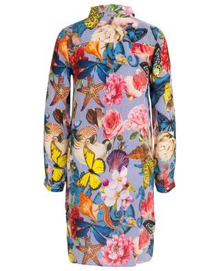 Kurzes Hemdkleid mit Print Pompano Stripe PRINCESS