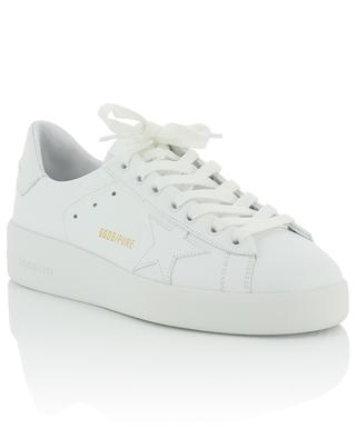 Ledersneakers Pure Star GGDB GOLDEN GOOSE
