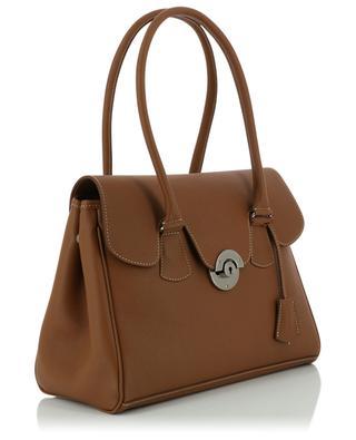 Handtasche aus genarbtem Leder Petit Cortina BERTHILLE CHARLES ET CHARLUS