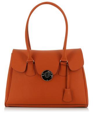 Petit Cortina grained leather handbag BERTHILLE CHARLES ET CHARLUS