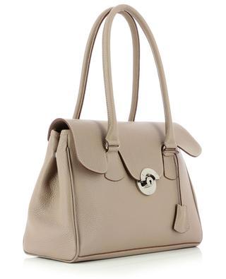 Handtasche aus genarbtem Leder Petit Cortina BERTHILLE MAISON FRANCAISE
