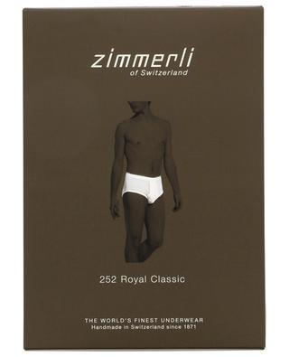 Slip en coton 252 Royal Classic ZIMMERLI
