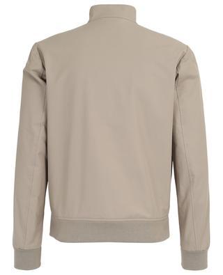 Leichte Jacke aus wasserabweisendem Baumwollmix mit Stehkragen VALSTAR MILANO 1911