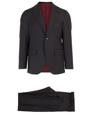 Connoisseur Superfine 130's Aida wool suit CARUSO