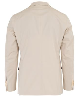 Aida fitted stretch gabardine suit CARUSO