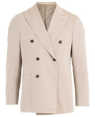 Aida DB suit with double-breasted blazer CARUSO