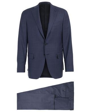 Karierter Anzug aus Wolle Boheme CARUSO