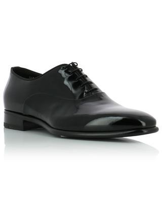 Patent leather oxfords SANTONI