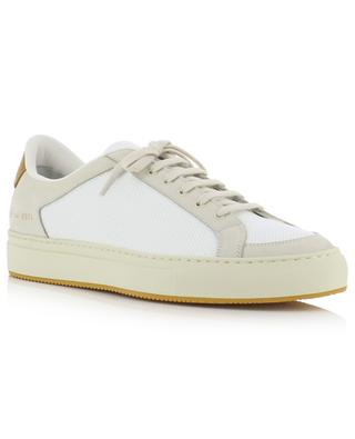 Retro 70's tricolour leather sneakers COMMON PROJECTS