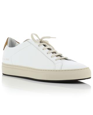 Retro Special Edition low smooth leather, nubuck and suede sneakers COMMON PROJECTS