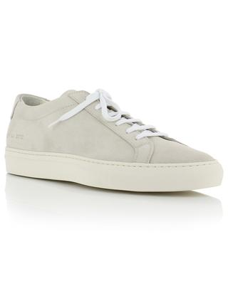 Achilles minimalistic low-top suede sneakers COMMON PROJECTS