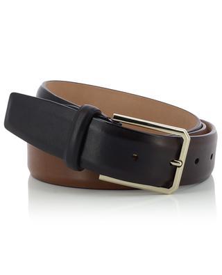 Leather belt SANTONI