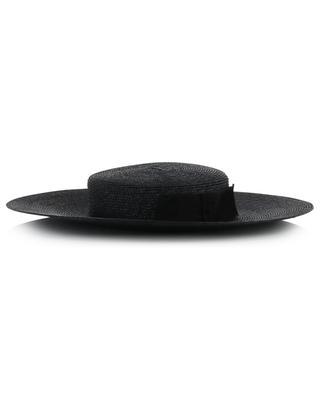 Straw hat with hat needle INVERNI FIRENZE