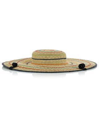 Grand chapeau de paille GREVI
